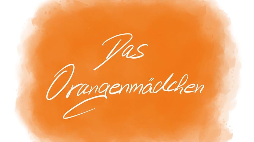 """Wiederaufnahme """"Das Orangenmädchen"""""""